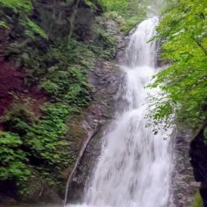 日光旅2019 日光山内付近の滝巡り
