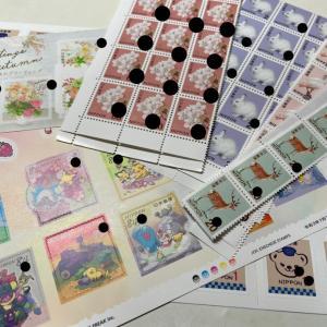 切手を買う