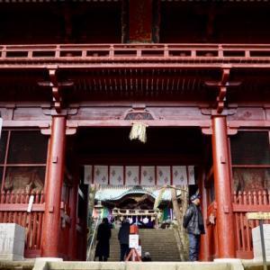 関東最古の寺で。台風被害と、虎の脱走