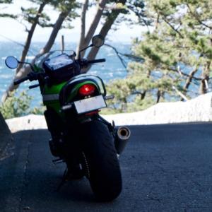 富士山どーん!バイク写真、が撮れるのは④