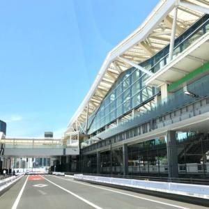新駅、高輪ゲートウェイ界隈。道草Z900RScafe2