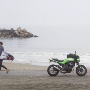 ソロツーは海だナ、やっぱり。