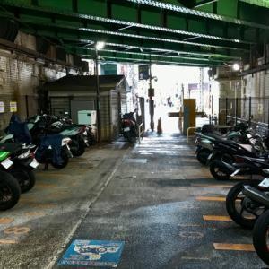 新橋汐留界隈。道草Z900RScafe5