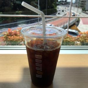 ソロツーですすめたくなる、首都高PA:その1ドトールコーヒーとハムカツカレー