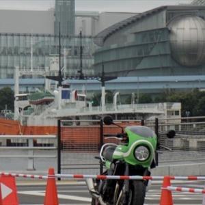 東京湾の新しい出島?東京国際クルーズターミナル・お台場へ
