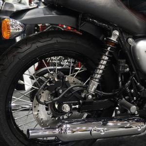 どアップ写真で、君の名は、Kawasaki編❶ 東京モーターサイクルショー2019