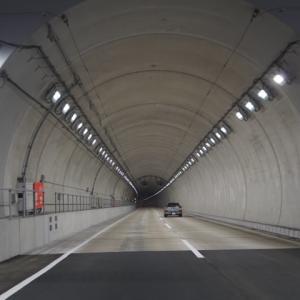 新トンネル完成だな!知らなかっら東京湾岸線東京港トンネルは東行きも開通。