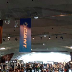 GIANT 2020展示会 エアロロード プロペル