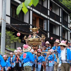湯澤神社例祭2018/9/9