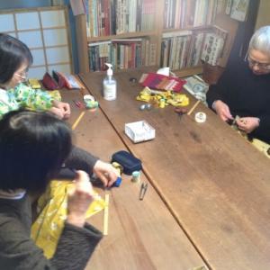 蕾ふくらむ『ちくちく手縫いの会』