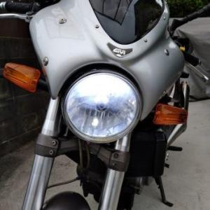 変態バイク車検準備2