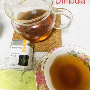 ディンブラ 日本人が好きな紅茶だと思います
