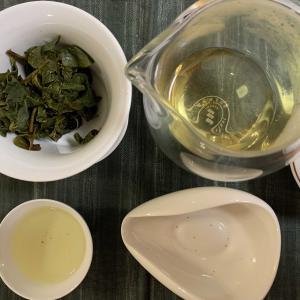阿里山高山茶を楽しむ