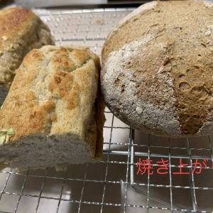 蕎麦粉パン