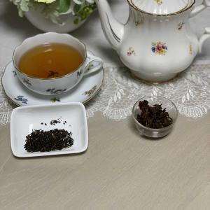 アンバ茶園 UVA tea with flower