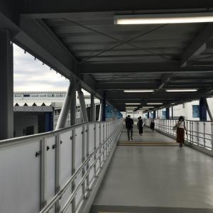 中部国際空港(セントレア)第2ターミナルを見に行ってきた。