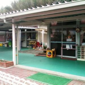 幼稚園を訪問