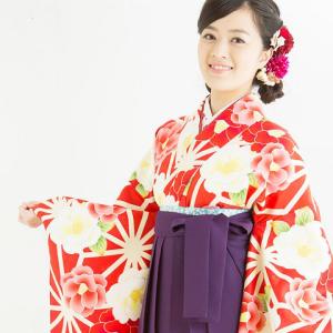 ★卒業式の袴の着付け承ります★