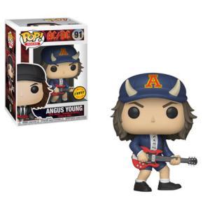 AC/DCのアンガスが!