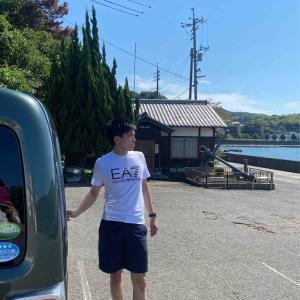 初めての、江田島。