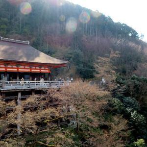 母と京都旅・清水寺から産寧坂
