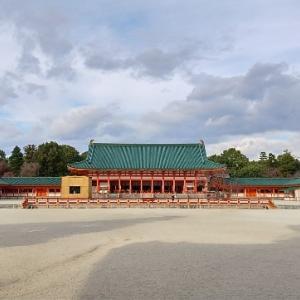秋の京都一人旅・平安神宮