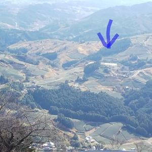 粟ヶ岳・・・たくさんの登山者