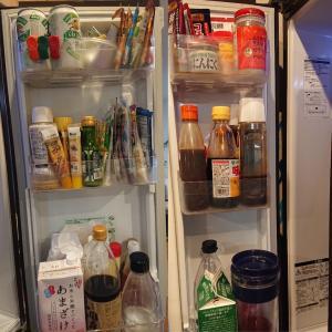 冷蔵庫のbefore→after