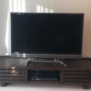 美的収納プランナーのテレビボード
