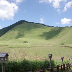 秋の山歩き(2)-曽爾高原散策
