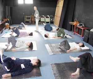 秋のフェルデンクライス名古屋教室レポート&教室案内(11/6千里, 11/10大阪特別企画)