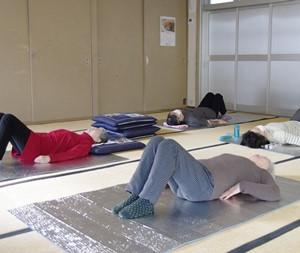 フェルデンクライス千里教室レポート(2月)&教室案内(2/15大阪, 3/4千里, 4/25名古屋)