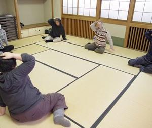 フェルデンクライス大阪教室レポート(2/15)&教室案内(3/4千里, 3/8大阪, 4/25名古屋)