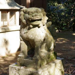 冬の山歩き(6)-本龍寺・妙見山奥の院