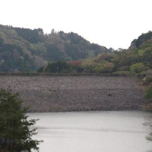春の山歩き(7)-長谷山・箕面川ダム