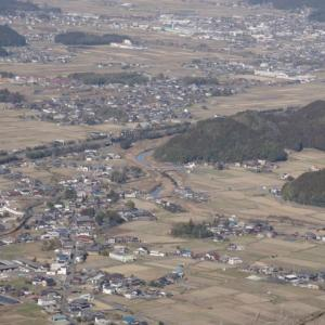 冬の山歩き(2)-三尾山・佐仲ダム