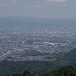 夏の山歩き(4)-釈迦岳・天王山