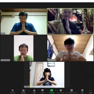 ★令和2年9月のオンライン坐禅「うちで坐ろう」を終えて