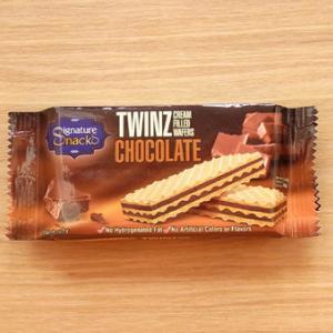 【SIGNATURE SNACKS 】ツインズウェハースチョコレート