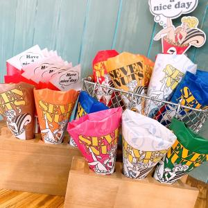 LUCKYPERSONS☆SEVEN NUTS取り扱い開始!
