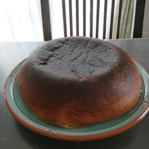 炊飯器ケーキデビュー