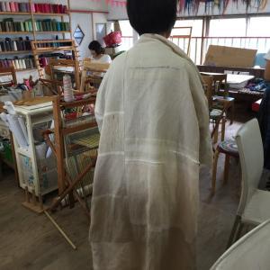 羽織り流行り