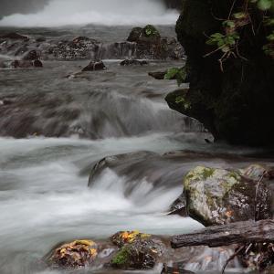 軽井沢町 竜返しの滝 その2