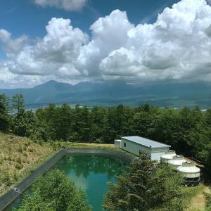 富士見町 富士見リゾート ゴンドラ