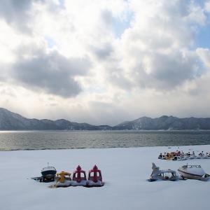 過去写真から 東北雪景色