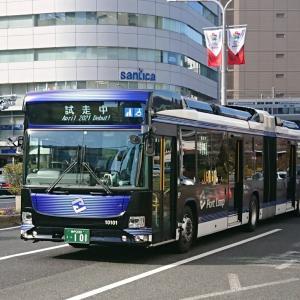 神戸に4月から連節バスがデビュー
