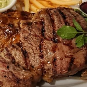 トニーローマでガッツリ肉 @神戸ハーバーランド