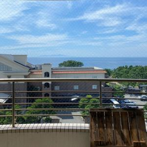 お部屋から海の見えるリゾートマンション。販売予告です!南あわじ市松帆古津路937番地・アーティスティックステュディオマーレ7階709号室・380万円(専任媒介)