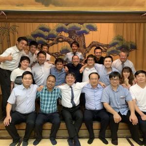 中国とネパールの整形外科Drの産業医大若松病院訪問 Hospital Surgeon Visit