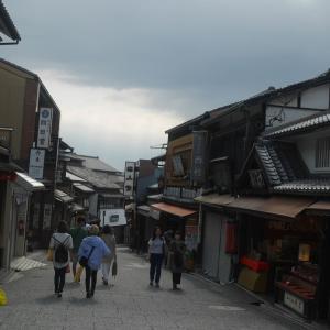 京都観光の最後は清水へ